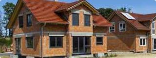 Budowa domów, usługi budowlane